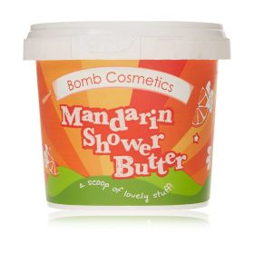 Mandarin Cleansing Shower Butter - 320 g