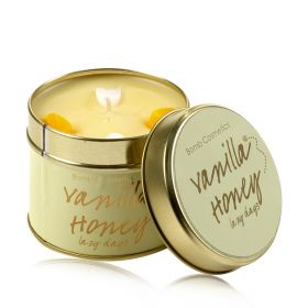 Vanilla Honey  - tin candle