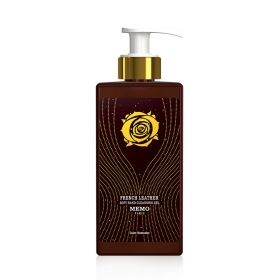 French Leather Cleansing Hand Gel - 250 ml
