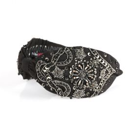 Arabella Headband - Black