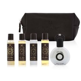 Micallef - Travel Men Kit ( Royal Vintage Eau De Parfume - 30ml - Hair Shampoo - 47ml - Body Lotion - 47ml - Conditioner - 47ml - Bath, Shower Gel - 47ml )