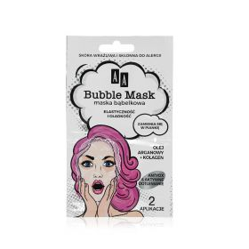 AA Bubble Mask For Flexibility & Smoothness - 4*2 ml