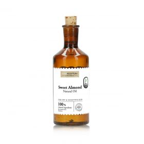Sweet Almond Natural Oil For Dry & Sensitive Skin - 50 ml