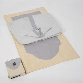 Laysaa - Prayer Package - 4 Pcs - Grey