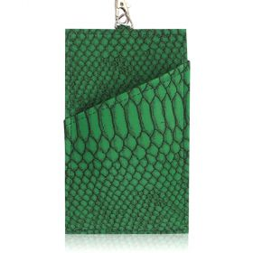Phone and Card Holder - Silicon - Green