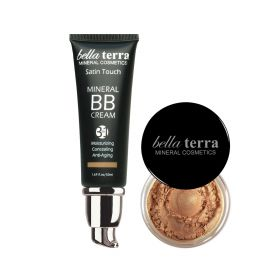 Bellaterra Makeup Set For Face - 2Pcs