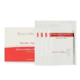 Anti Aging Nano Bio Fiber Mask - 4 Packs