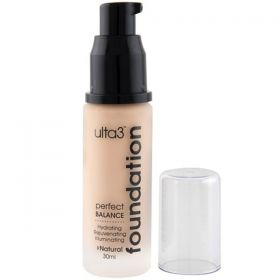 Ulta3 Foundation - Natural Beige