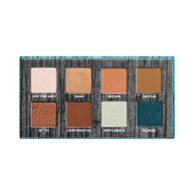 On The Run Mini Eyeshadow Palette - Detour