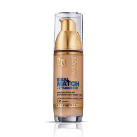 Aa Wings Of Color - Ideal Match Foundation - 213 Caramel