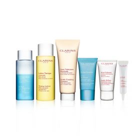 Clarins - Cleanse & Detox Set - For Dry to Normal Skin