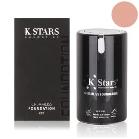Foundation Creamless - N.1