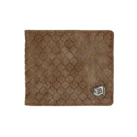 Time Travelled Wallet - Brown