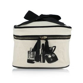 Beauty Small Box - Black/White
