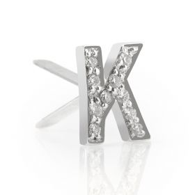 Luxury Link Cover- Letter K