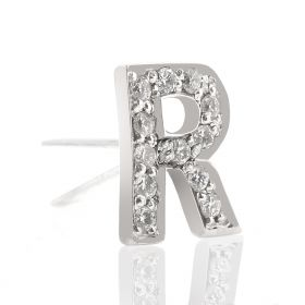 Luxury Link Cover- Letter R