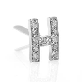 Luxury Link Cover- Letter H