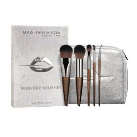 Wonder Travel Size Brushes Set - 5 Pcs