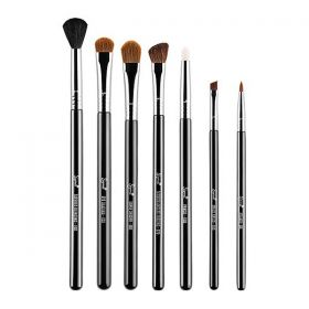 Sigma Basic Eyes Makeup Brushes Kit - 7 Pieces