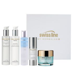 Swiss Line Skin Care Whitening Box