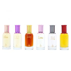 Saray Colorful Collection Perfume Black Box