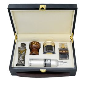 Al Shaya Perfumes Gift Box Brown