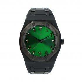 Arabic Skull Royal Green and Black Watch - Unisex