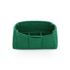 Green Felt Bag Organizer - Size 15