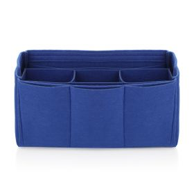 Navy Blue Felt Bag Organizer - Size 40