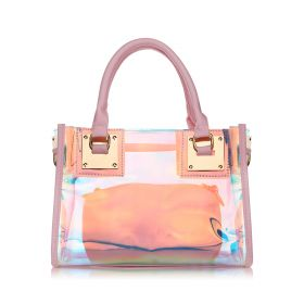 Jelly Hand Bag - Pink