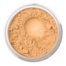 Bella Terra Cosmetics - Natural Mineral Foundation Loose Powder - Latte 03
