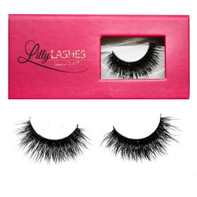Lilly Lashes The Luxury Collection Eyelashes - Caviar