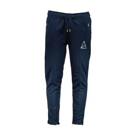 Men's Open Cuff Tapered Jogger - Blue