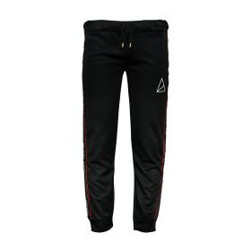 Men's Skinny Fit Jogger - Black