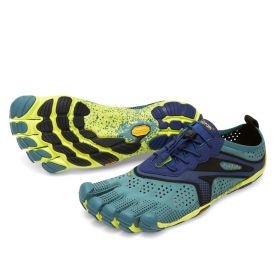 V-Run FiveFingers Shoes - North Sea/Navy