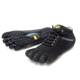 Trek Ascent Insulated FiveFingers Shoes - Black