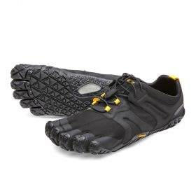 V-Trail 2.0 FiveFingers Shoes - Black/Yellow
