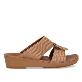 Men Sandal Big Waves - D Beige