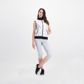 Printed R Vest- Multicolour