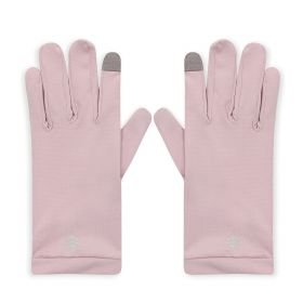 UV Sun Protective Gloves - Pink
