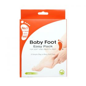 Baby Foot Easy Pack For Soft and Smooth Foot