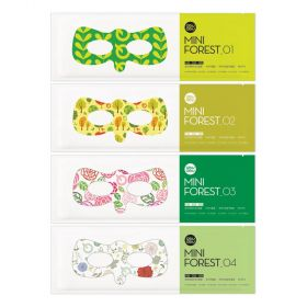 Aqu Aqu - Mini Forest Eye Kit - 4 Pcs
