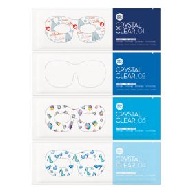 Aqu Aqu - Crystal Clear Eye Kit - 4 Pcs