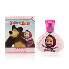 Masha & Bear Eau De Toilette - 50ml - Kids
