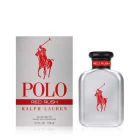 Polo Red Rush Eau de Toilette - 125ml - Men
