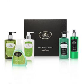 Amal Al Kuwait - Pura Vida Luxury & Beauty - Green Tea Set