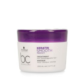 BC Bonacure Keratin Smooth Perfect Treatment For Hair - 200ml