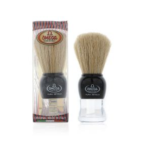 Shaving Brush - Black/Clear