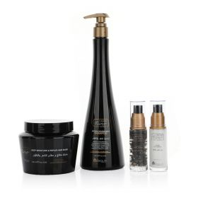 Caviar Essence Luxury Treatment Set - 4 Pcs