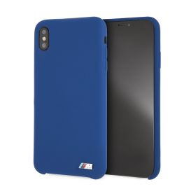 Silicone Hard Case iPhone XS Max - Navy